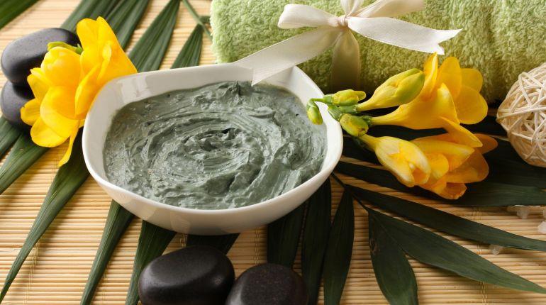 I 10 usi dell' argilla verde ventilata per la bellezza e per la salute