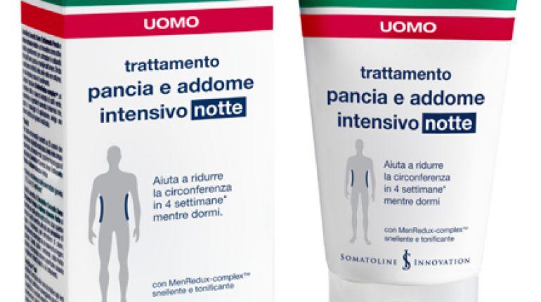 Somatoline Cosmetic Uomo