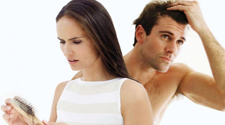 Alopecia androgenetica femminile e maschile quali differenze?