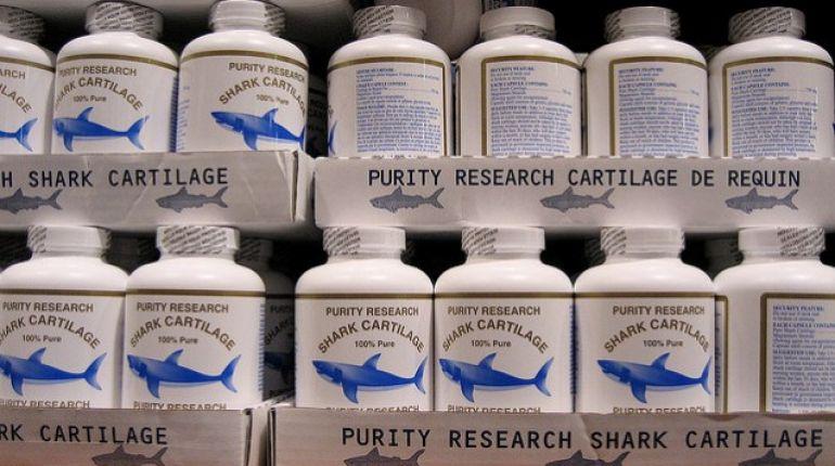 La cartilagine di squalo