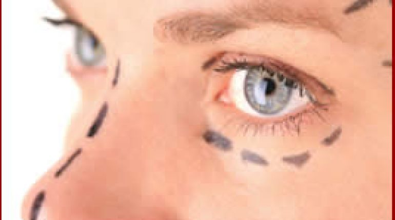 La chirurgia estetica del volto