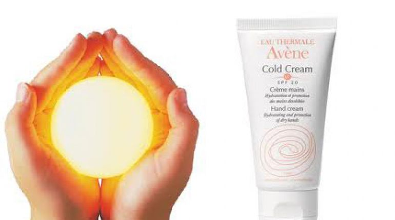 La Cold Cream Crema Mani all'Acqua termale Avène