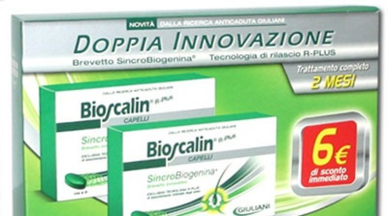 Nuovo Bioscalin Sincrobiogenina