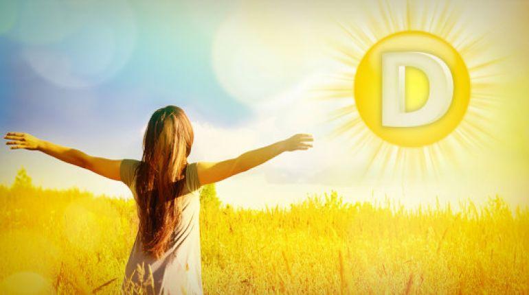 Vitamina D…al sole e non solo